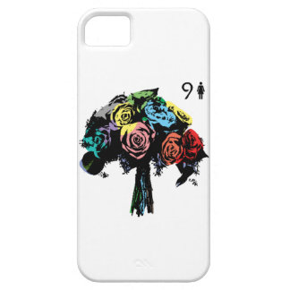 9 bouquet- lenormand iPhone 5/5S covers