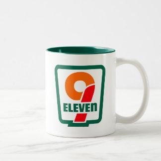 9 Eleven 9/11 'merica funny tshirt Coffee Mugs