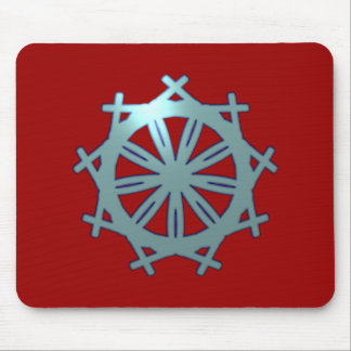 9 Form Rad shape wheel Mauspads