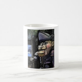 9 - Hollow Man Gear Coffee Mug