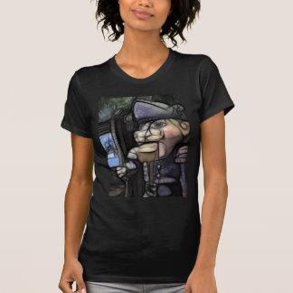 9 - Hollow Man Gear Tee Shirt