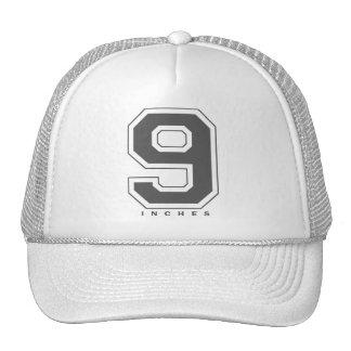 9 INCHES CAP