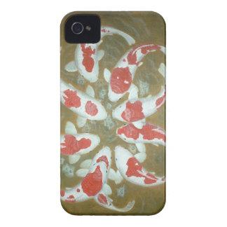 9 KOI iPhone 4 Case-Mate CASE