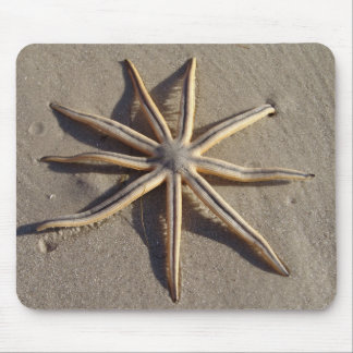 9 Legged Starfish Mouse Mat