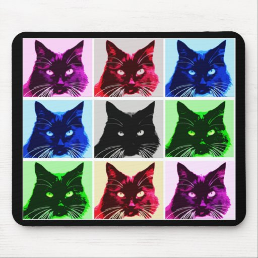 9-lives mouse pad