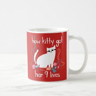 9 Lives Mug