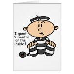 9 Months On The Inside Baby Prisoner