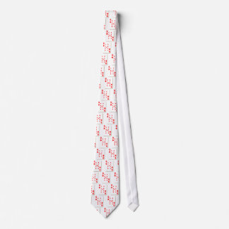 9 of Diamonds Playing Card Tie