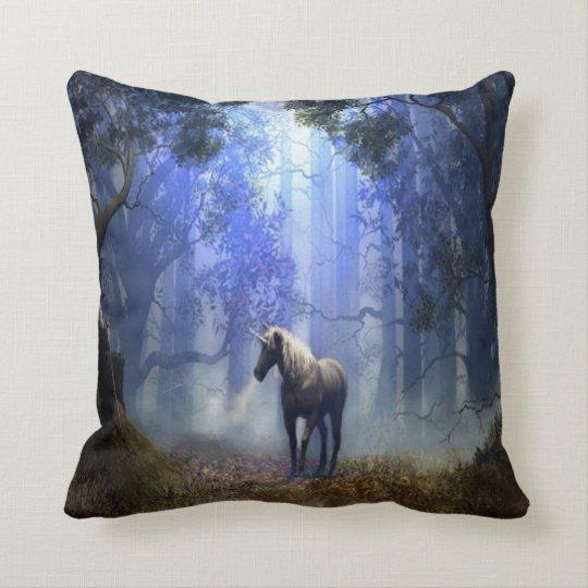 #9-Palamino coloured unicorn Cushion
