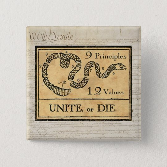 9 Principles,12 Values, 912 Project Button