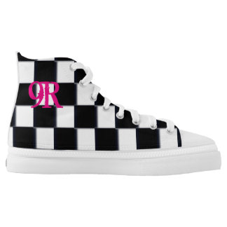 9 Roses High Tops