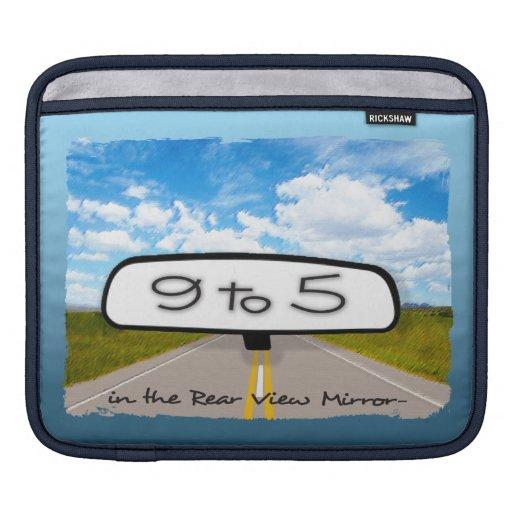 9 To 5 iPad Sleeve