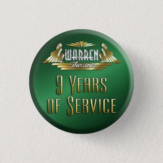 9 Year Pin