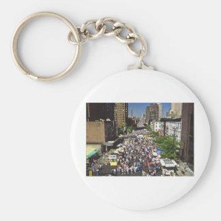 9th Ave Street Fair NYC Key Chains