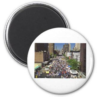 9th Ave Street Fair NYC Fridge Magnets