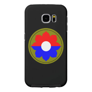 """9th Infantry Division""""Old Reliables"""" Samsung Galaxy S6 Cases"""