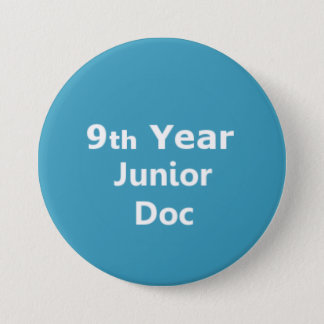 9th Year Junior Doctor badge