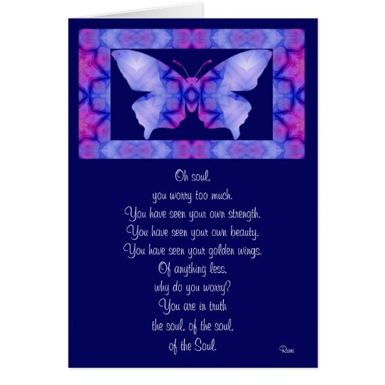 A001 Oh Soul - Butterfly Card.1. Card