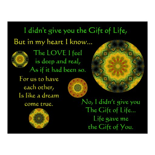 A007 Gift of Life - Print - Version 4