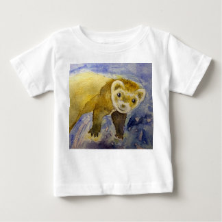 A01101 Ferret Fun Baby T-Shirt