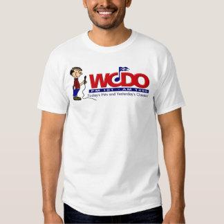 A14 - CDO Announcer Large Logo T T Shirt