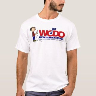 A14 - CDO Announcer Large Logo T T-Shirt