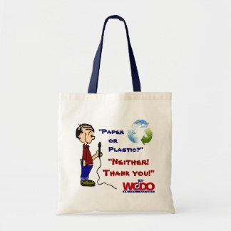 A18 - WCDO Environmentally Friendly Shopping Bag