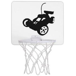 A1 Racing Club Mini Basketball Hoop