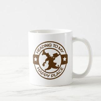 A259 happy place pastry chef brown mugs