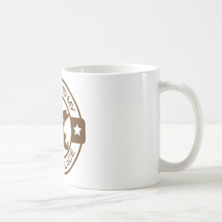 A259 happy place pastry chef brown basic white mug