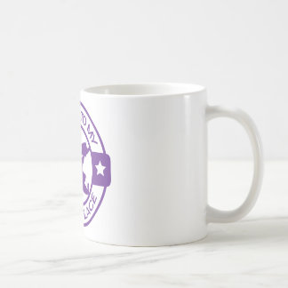 A259 happy place pastry chef purple basic white mug