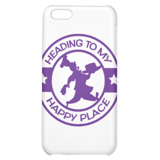 A259 happy place pastry chef purple iPhone 5C cases