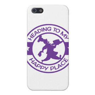 A259 happy place pastry chef purple covers for iPhone 5