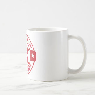 A259 happy place pastry chef red basic white mug