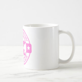 A259 happy place pastry chef soft pink basic white mug