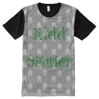 "A2M ""Kidd Stoner"" tee All-Over Print T-Shirt"