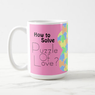 a2z puzzle of love mug