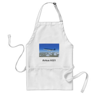A321 Jet Airliner Aircraft Aprons