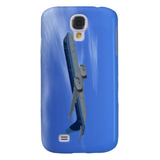A321 Jet Airliner Aircraft Galaxy S4 Case