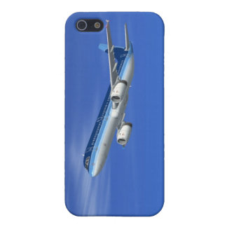 A321 Jet Airliner Aircraft iPhone 5 Case