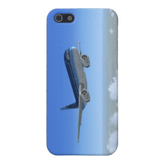 A321 Jet Airliner Aircraft iPhone 5 Cases