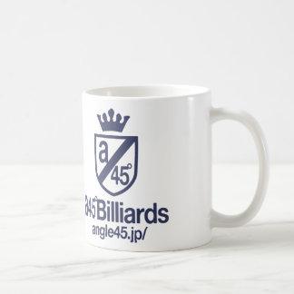 a45Billiards emblem Mug
