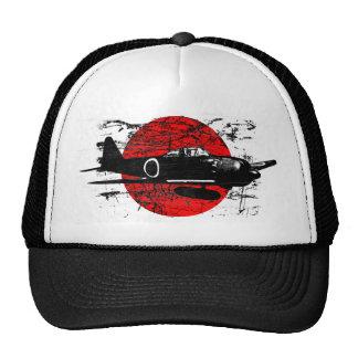 A6M Zero Trucker Hat