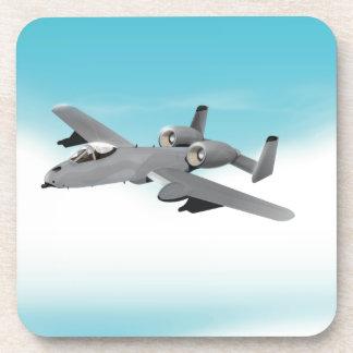 A-10 Bomber Aircraft Coaster