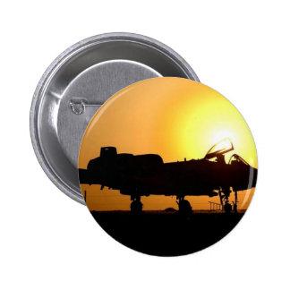 A-10 SUNRISE 6 CM ROUND BADGE