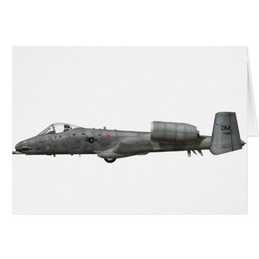 A-10 Thunderbolt Cards
