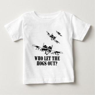 A-10 Warthog Baby T-Shirt