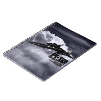 A-12 SPIRAL NOTEBOOK