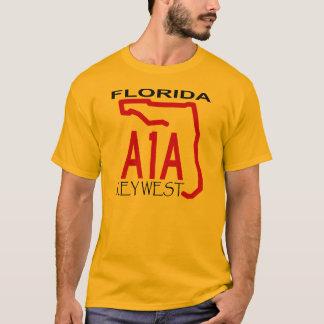 A-1-A Key West light T-Shirt