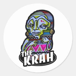 a (46)kk sticker